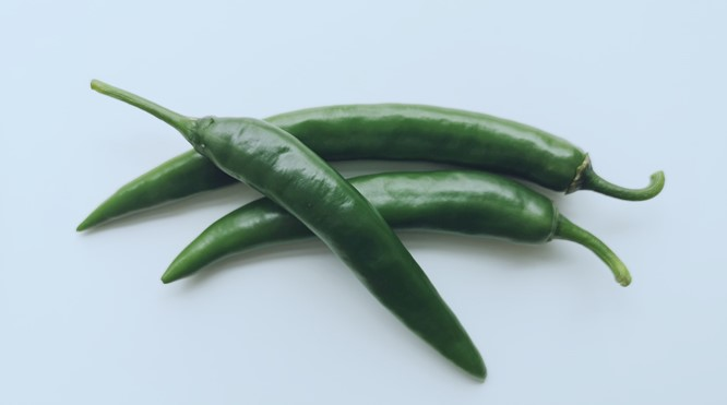 Chillies Green